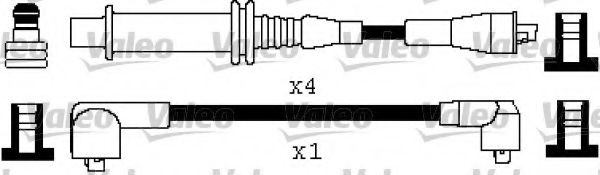 346357 Ignition Cable Kit