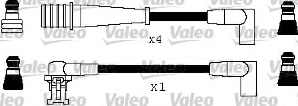 346236 Ignition System Ignition Cable Kit