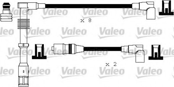 346181 Ignition Cable Kit