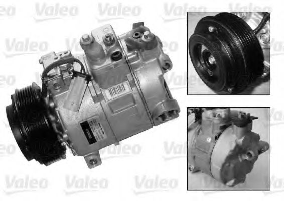 699824 Air Conditioning Compressor, air conditioning