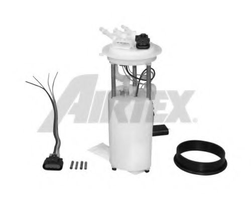 E3508M Fuel Supply System Fuel Supply Module