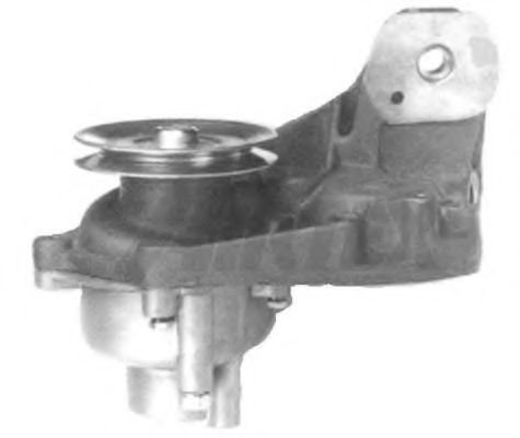 1124-D1 Cooling System Water Pump