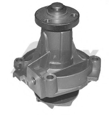 1125 Cooling System Water Pump