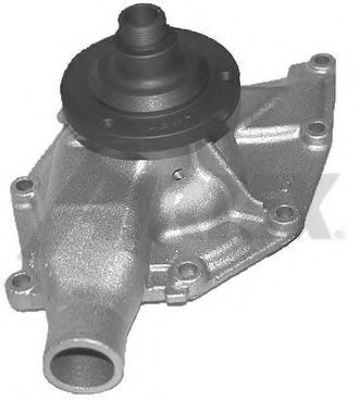 1463 Cooling System Water Pump