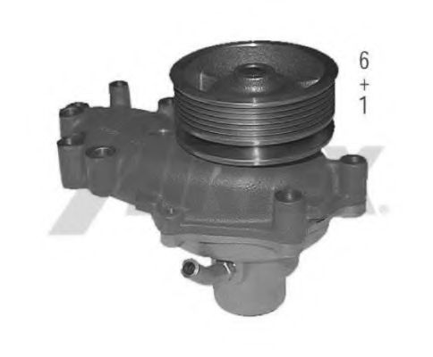 1576 Cooling System Water Pump