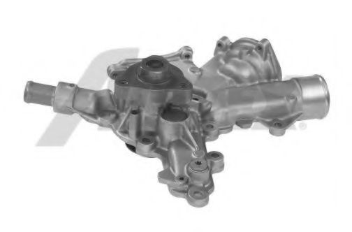 1606 Cooling System Water Pump