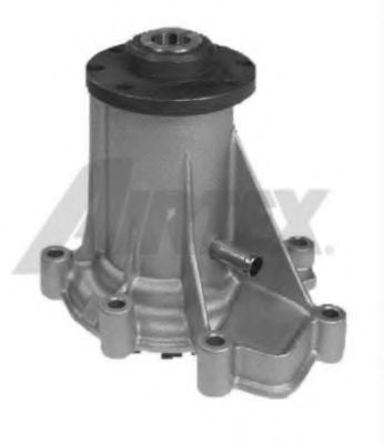 1634 Cooling System Water Pump