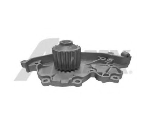1640 Cooling System Water Pump