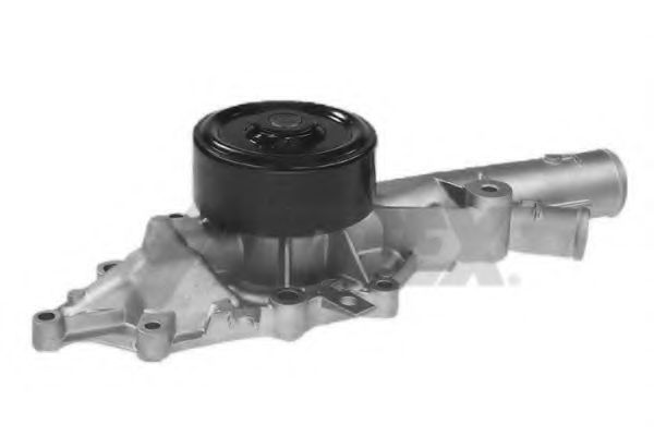 1648 Cooling System Water Pump