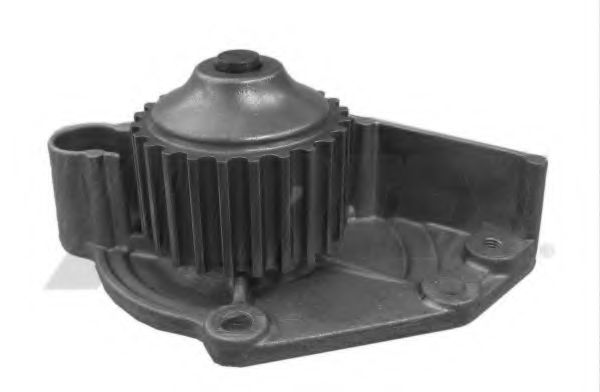 1666 Cooling System Water Pump