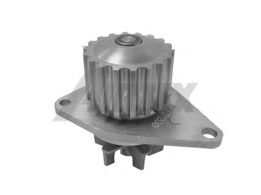 1692 Cooling System Water Pump