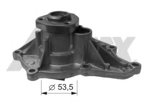 1890 Cooling System Water Pump