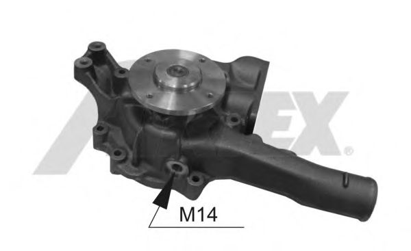 1924 Engine Timing Control Exhaust Valve