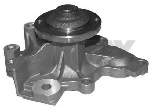 4078 Cooling System Water Pump