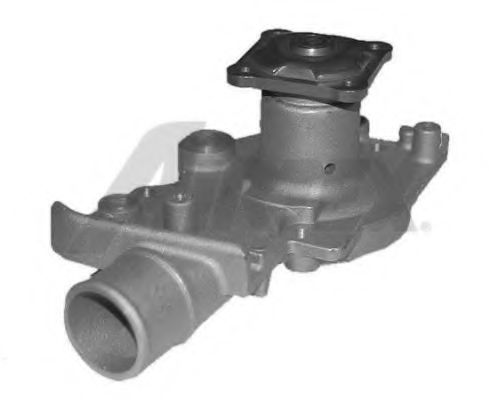 4084 Cooling System Water Pump