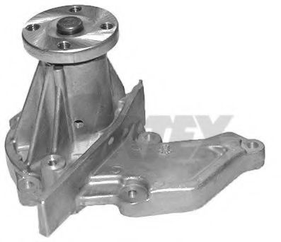 4104 Cooling System Water Pump