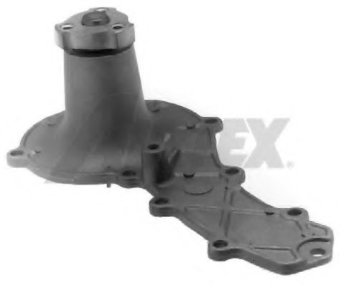 7110 Cooling System Water Pump