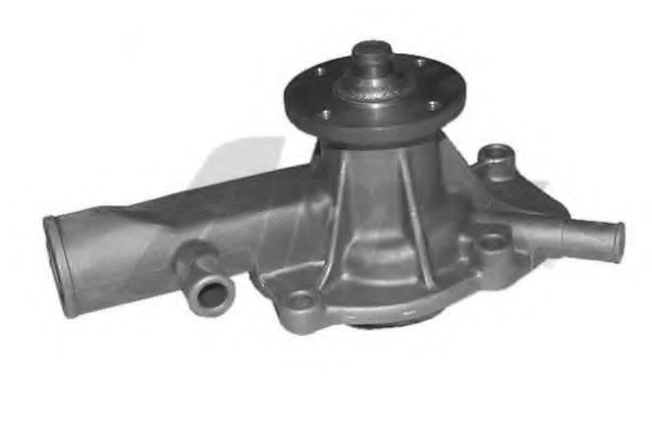 9018 Cooling System Water Pump