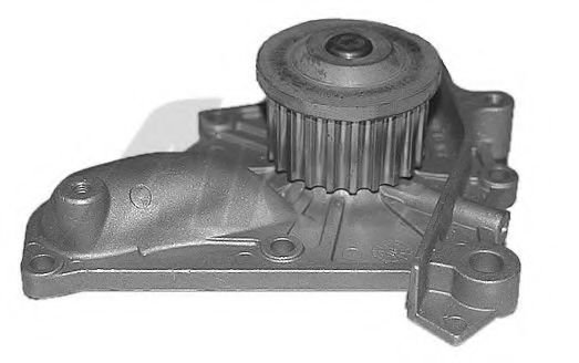 9140 Cooling System Water Pump