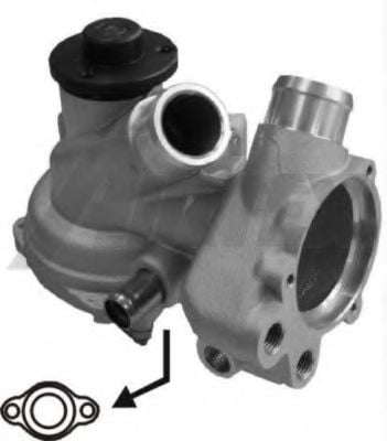 9312 Cooling System Water Pump