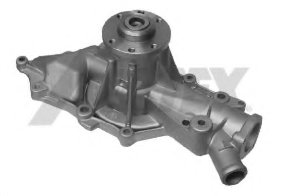 9700 Cooling System Water Pump