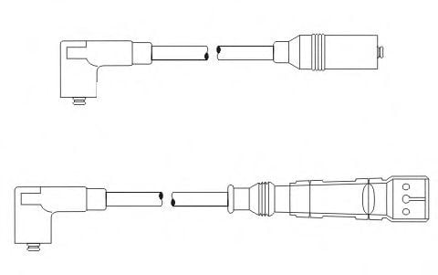 PS 61149 Ignition Cable Kit