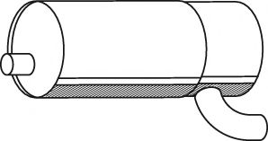 21320 Cable, parking brake
