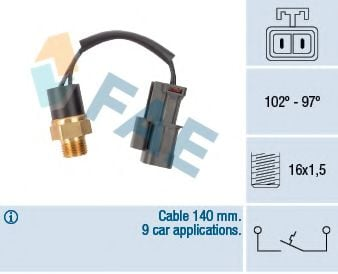 37520 Cable, manual transmission