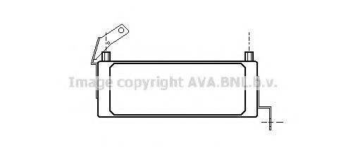 FT3118 Oil Cooler, automatic transmission