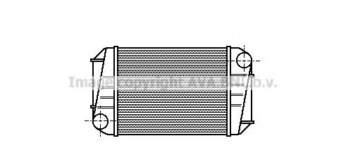 FT4009 Intercooler, charger