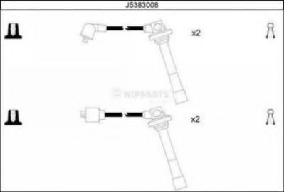 J5383008 Ignition Cable Kit