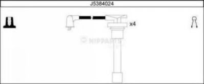 J5384024 Ignition Cable Kit