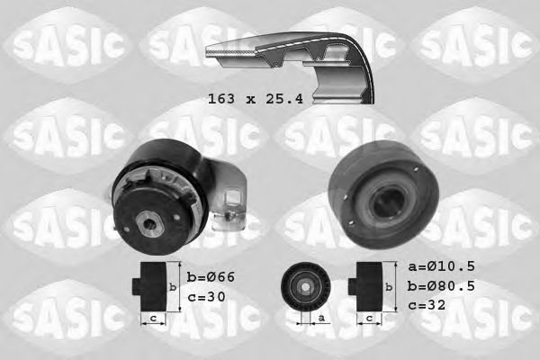 1754007 Gasket, exhaust pipe