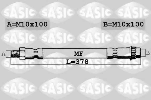 6600010 Joint, propshaft