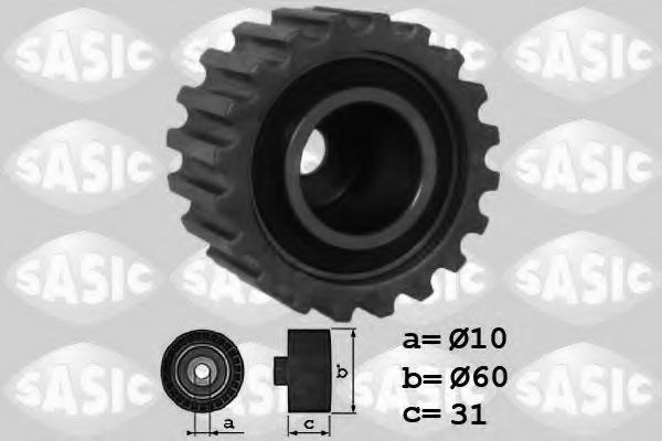 1704018 Deflection/Guide Pulley, timing belt