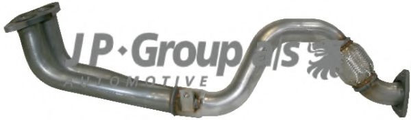 1120200700 Exhaust Pipe