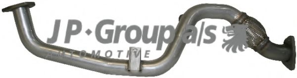 1120206100 Exhaust System Exhaust Pipe