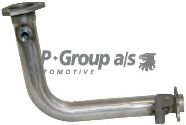4120200600 Exhaust Pipe