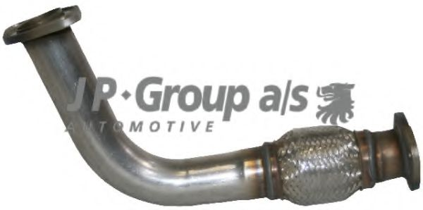 4820200400 Exhaust Pipe