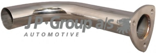 8120702000 Exhaust Pipe
