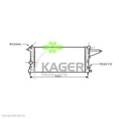 31-0760 Cable, parking brake
