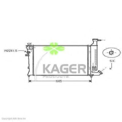 31-0855 Cable, parking brake