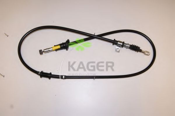 19-6296 Cable, parking brake