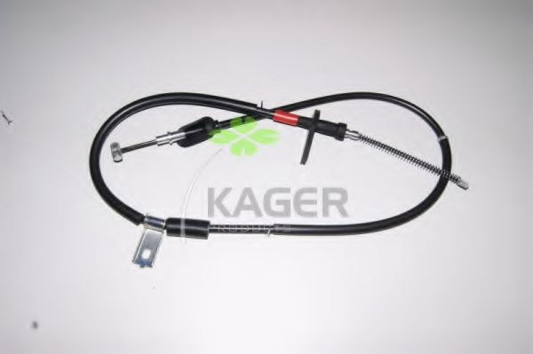 19-6477 Cable, parking brake