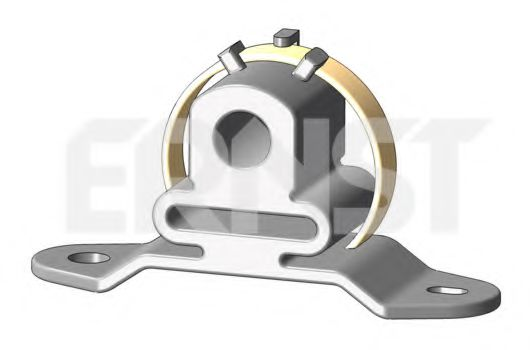 492751 Holder, exhaust system