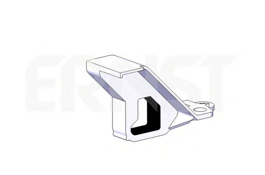 494328 Holder, exhaust system