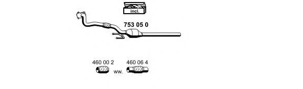 071198 Exhaust System