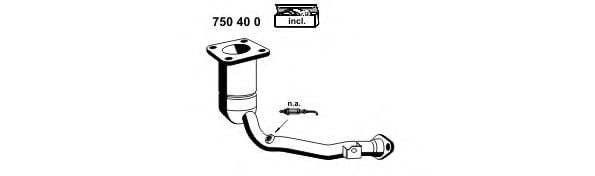 080076 Exhaust System