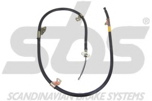 1840902287 Cable, parking brake