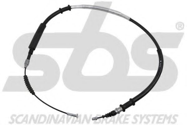 18409023157 Cable, parking brake